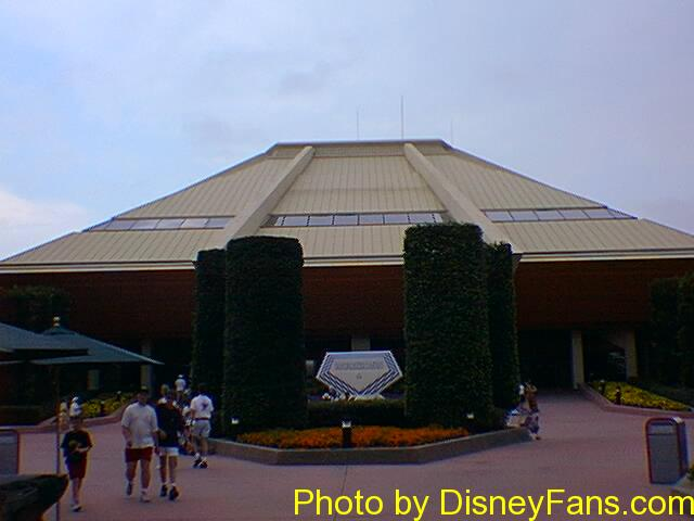 EPCOT turning points.