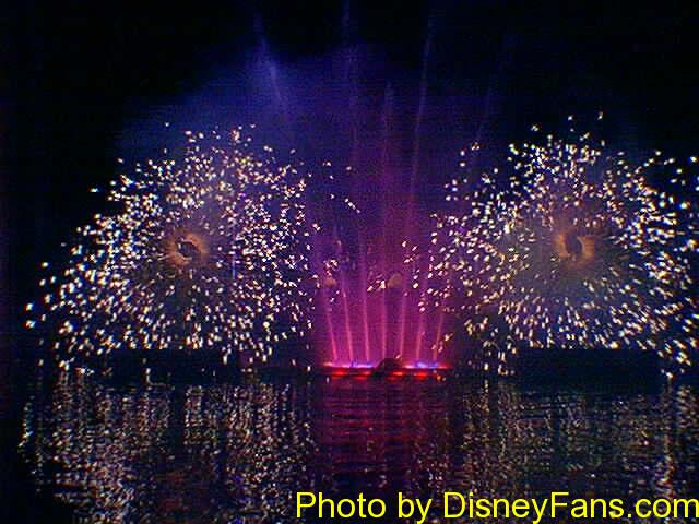 Fantasmic in 1996.