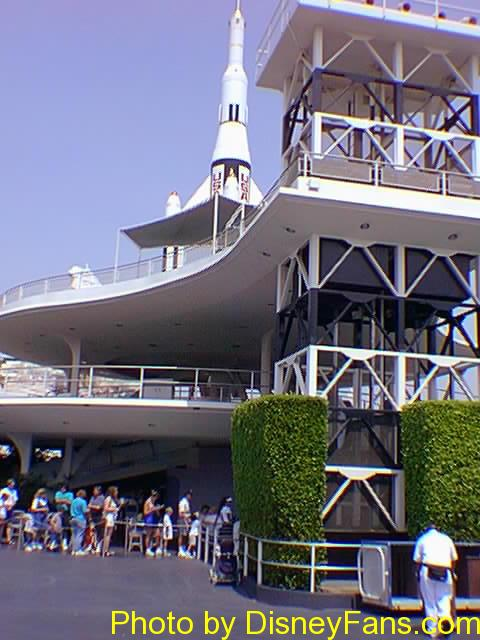 Tomorrowland in 1996.