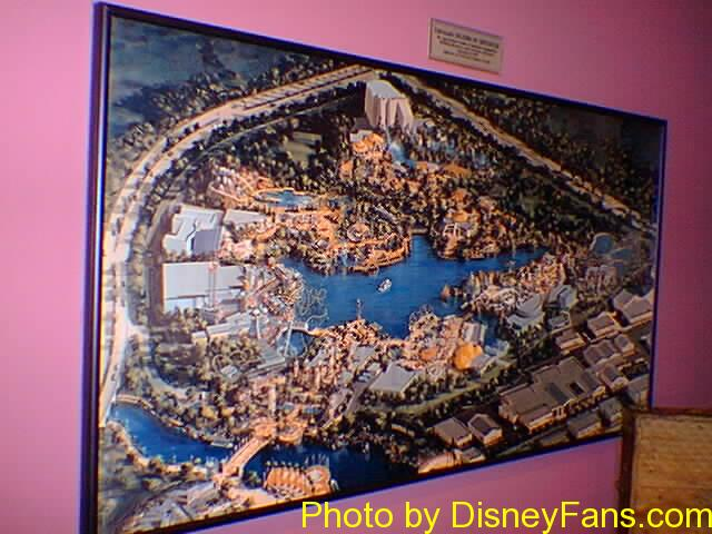 Universal S Islands Of Adventure Preview Center In 1999 Park Hopping
